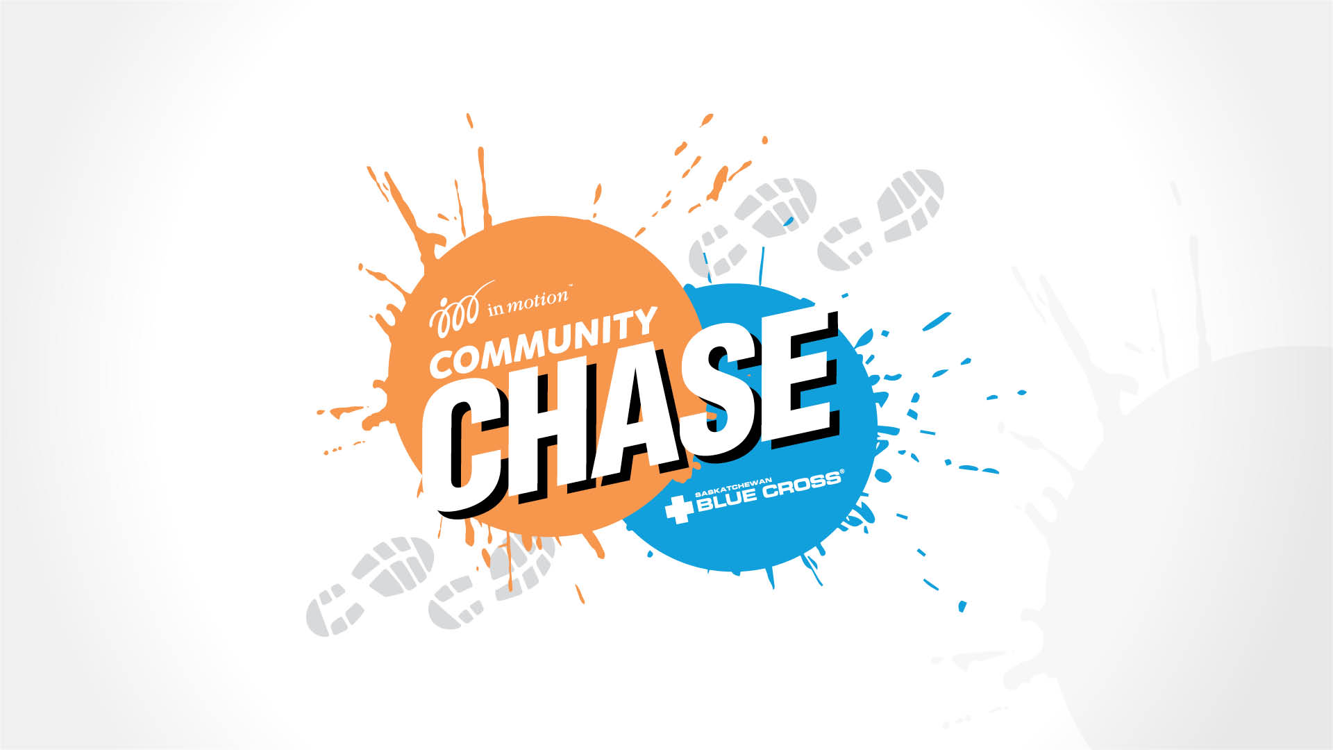 Saskatchewan in motion, Design, Community Chase Logo, Portfolio Image