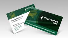 Engineered Code Business Cards