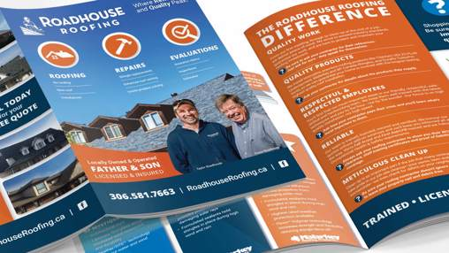 Roadhouse Roofing Brochure