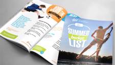 Summer Bucket List Booklet