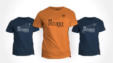 Sit Disturber T-Shirt Series