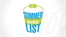 Summer Bucket List Logo