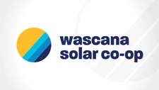 Wascana Solar Co-op Visual Identity, Logo