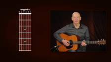 The Ray Bell FingerStyle Guitar training course includes 10 full lessons, with supporting practice patterns at various tempos for each. This video helps students get their instruments in tune.